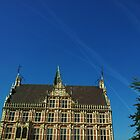 Bocholt Town Hall by MiLaarElle