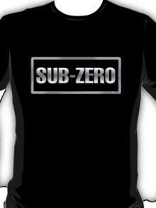 Cool Wall: Sub-Zero T-Shirt