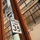 Signs by Michael  Herrfurth
