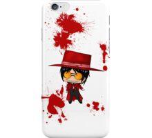 Chibi Alucard - alt 2 iPhone Case/Skin