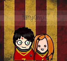 Hinny T-Shirt by AlicePrewett