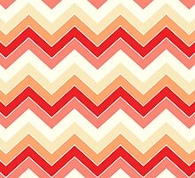 Berrylicious {chevron pattern} by sweettoothliz