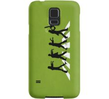 Zombies on Abbey Road Version 01 Samsung Galaxy Case/Skin