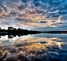 Evening Reflection by Adam Bykowski