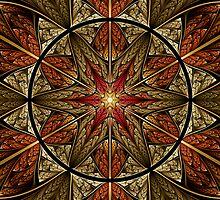 Autumn Star II by Ross Hilbert