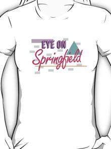 Eye On Springfield T-Shirt