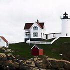 The Nubble - York, Maine by jedesigns