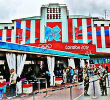 Earls Court - London Olympics 2012 by kcblack