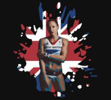 Jessica Ennis - Olympic Champion by ScottW93