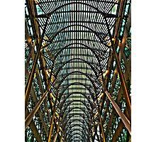 Toronto Tunnel Photographic Print