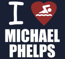 I Heart Michael Phelps by ScottW93