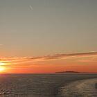 sunset by ritchiek