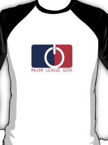 Major League Geek T-Shirt