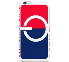 Major League Geek iPhone Case/Skin