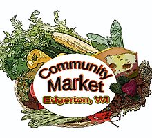 Community Market by STEVIE KRUEGER