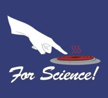 For Science (Stove) by 918thefan