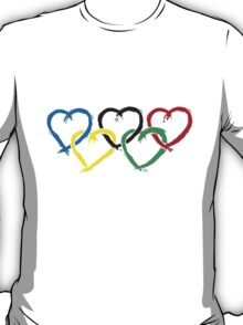 Olympic Love T-Shirt