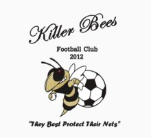 Killer Bees Football Club by minghiabro