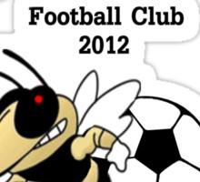 Killer Bees Football Club Sticker