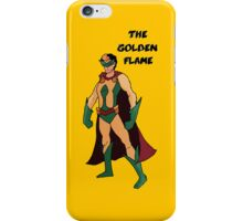 The Golden Flame iPhone Case/Skin