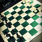 Let's Play Chess by Caroline Fournier
