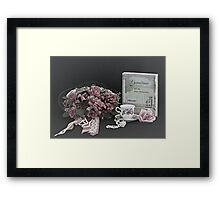 Grandma, Tell Me... Framed Print