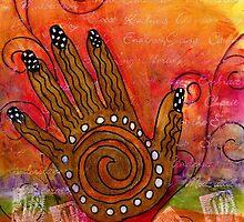 A Helpful Hand by © Angela L Walker
