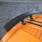 Lamborghini Gallardo LP570-4 Spyder Performante - Burnouts and Spoiler by Pavle