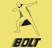 Usain Bolt by tappers24