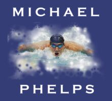 Michael Phelps by tappers24