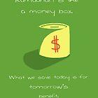 Ramadhan is Like.. a Money-Box by SpreadSaIam