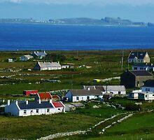 Cnoc Fola agus Inis Torai  by Sean McAughey