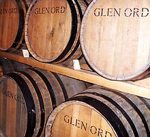 Whisky Barrels by trish725