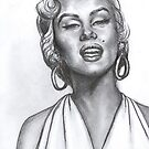 Marilyn by Alga Washington