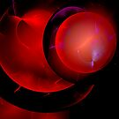 Abstract - Red (120805-20-2) by PaulBradley