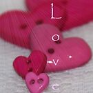 Love in Pink [iPhone - iPod Case] by aprilann