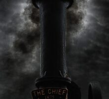 The Chief by BrettNDodds
