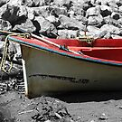 Small Fishing Boat by Omar Dakhane