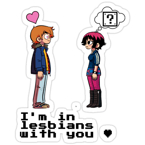 I'm in lesbians with you <3 by tylerr123
