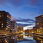 CLAREANCE DOCK LEEDS WEST YORKSHIRE ENGLAND by Matthew Burniston