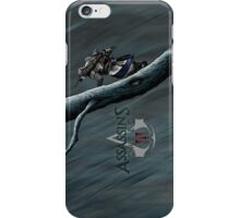 Assassins painting Connor Tree iPhone Case/Skin