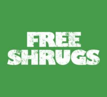 Free shrugs Kids Clothes