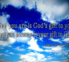 Your Gift. by uncloudless