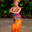 Balinese Maiden by Chris Westinghouse