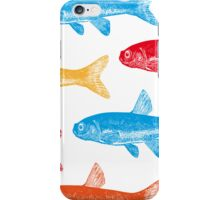 Colourful Fish iPhone Case/Skin
