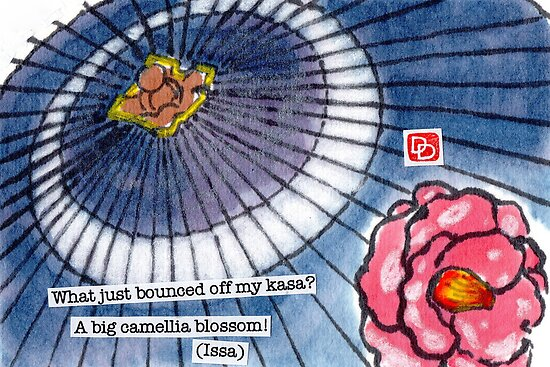 Bouncing Camellia by dosankodebbie