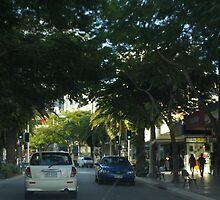 Shopping in Surfer Paradise by myraj