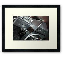 Praktica 35mm Framed Print