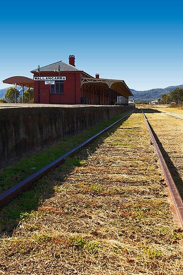 The Wallan-Garra Railway Station by Sea-Change