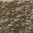 Rough stone wall (Karakul) by Marjolein Katsma